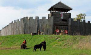 osada słowiańska stobierna remont dębica