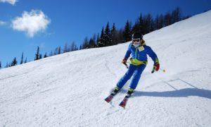 stacja stok narciarski Wańkowa Olszanica