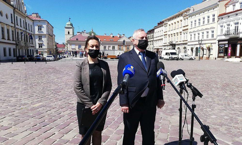 Małgorzata Grzywa kandydat prezydent rzeszów wybory polska 2050