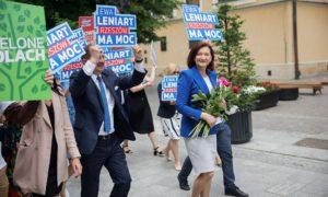 ewa leniart wybory prezydent rzeszów kampania