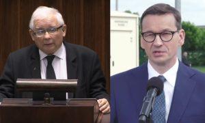 Sondaż: Tylko Morawiecki może zastąpić prezesa Kaczyńskiego 3