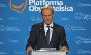 Tusk: to nie Polska, tylko Kaczyński ze swoją partią wychodzą z Unii 19