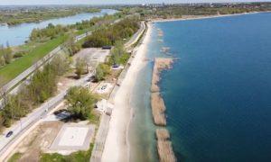 jezioro tarnobrzeskie wjazd opłata