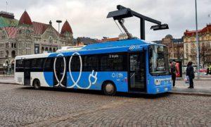 autobus elektryczny stalowa wola dotacja zakup